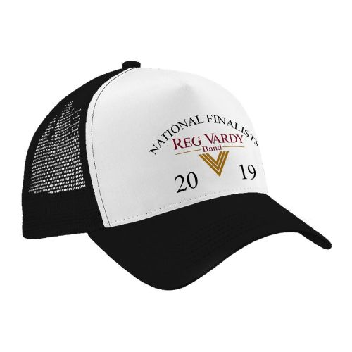 Brass Band Finalists 2019 Adult Trucker Style Cap / Hat